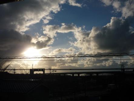 窓からの風景9