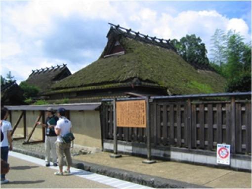 立命館大のころ参加した、篠山市に残る伝統的建造物保存地区の調査。