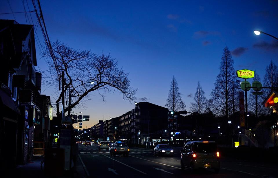 本牧の町並み。 Photo:菅原康太