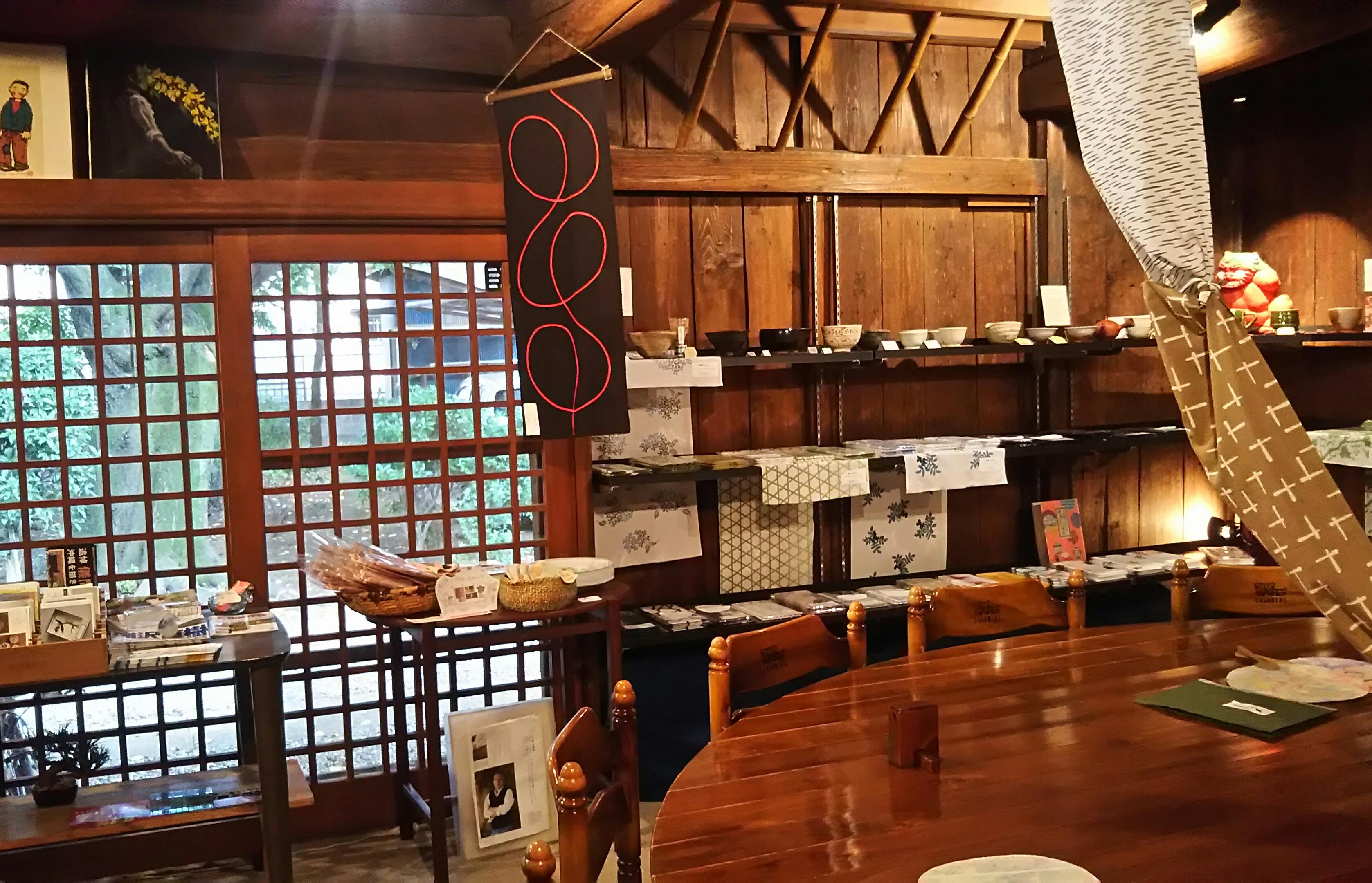 楽風1Fのカフェ
