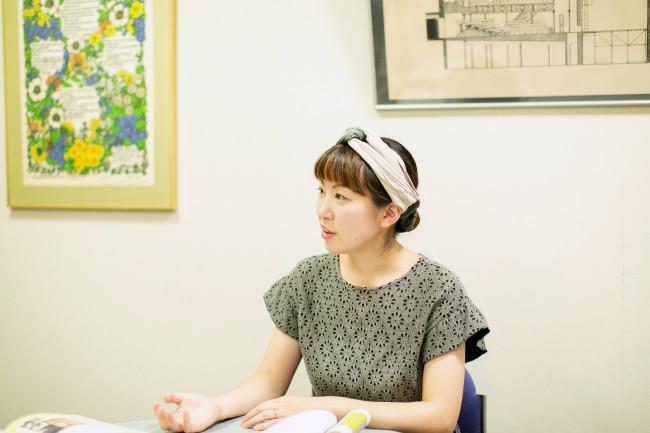 竹田由美さん