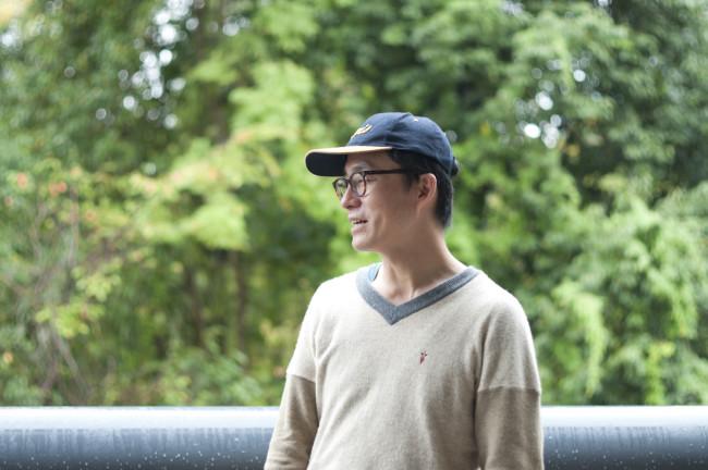 「ユトレヒト」オーナー、江口宏志さん