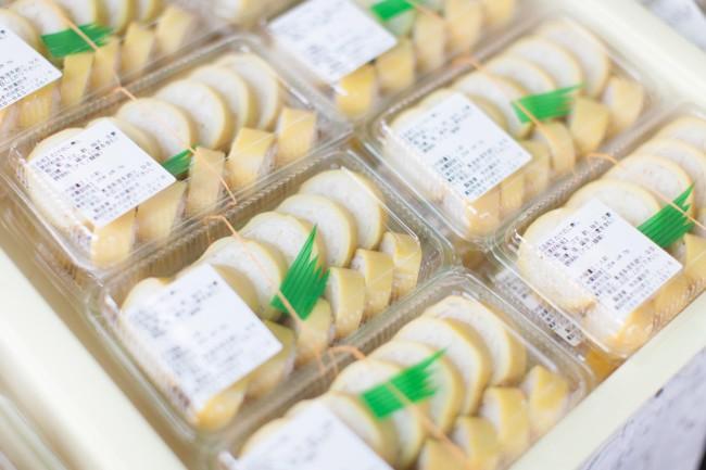 (上から)手づくり寿司の名人、今井美弥子さん/
