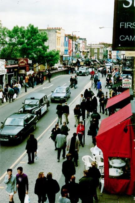 ロンドン1-1カムデンマーケット
