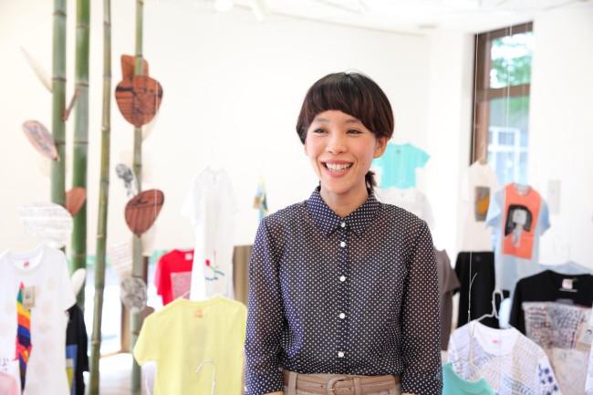デザイン室の榎本紗香さん