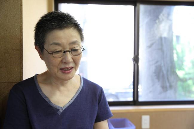 施設長の福森伸さんと副施設長の福森順子(のりこ)さん。先代から後を継ぎ、夫妻で「しょうぶ学園」を手がけるようになって二十数年である