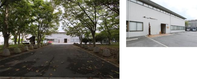 (2点とも)桜製作所の本社