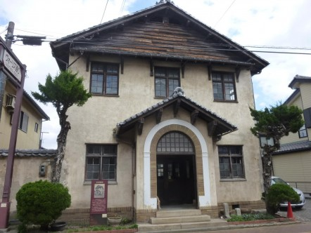 旧今津郵便局外観
