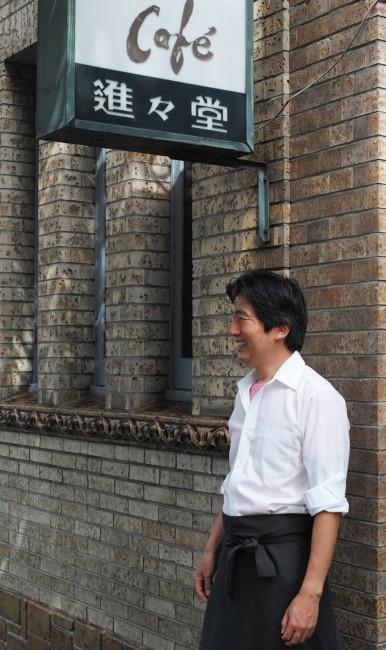 創業者のひ孫にあたる4代目の川口聡さん