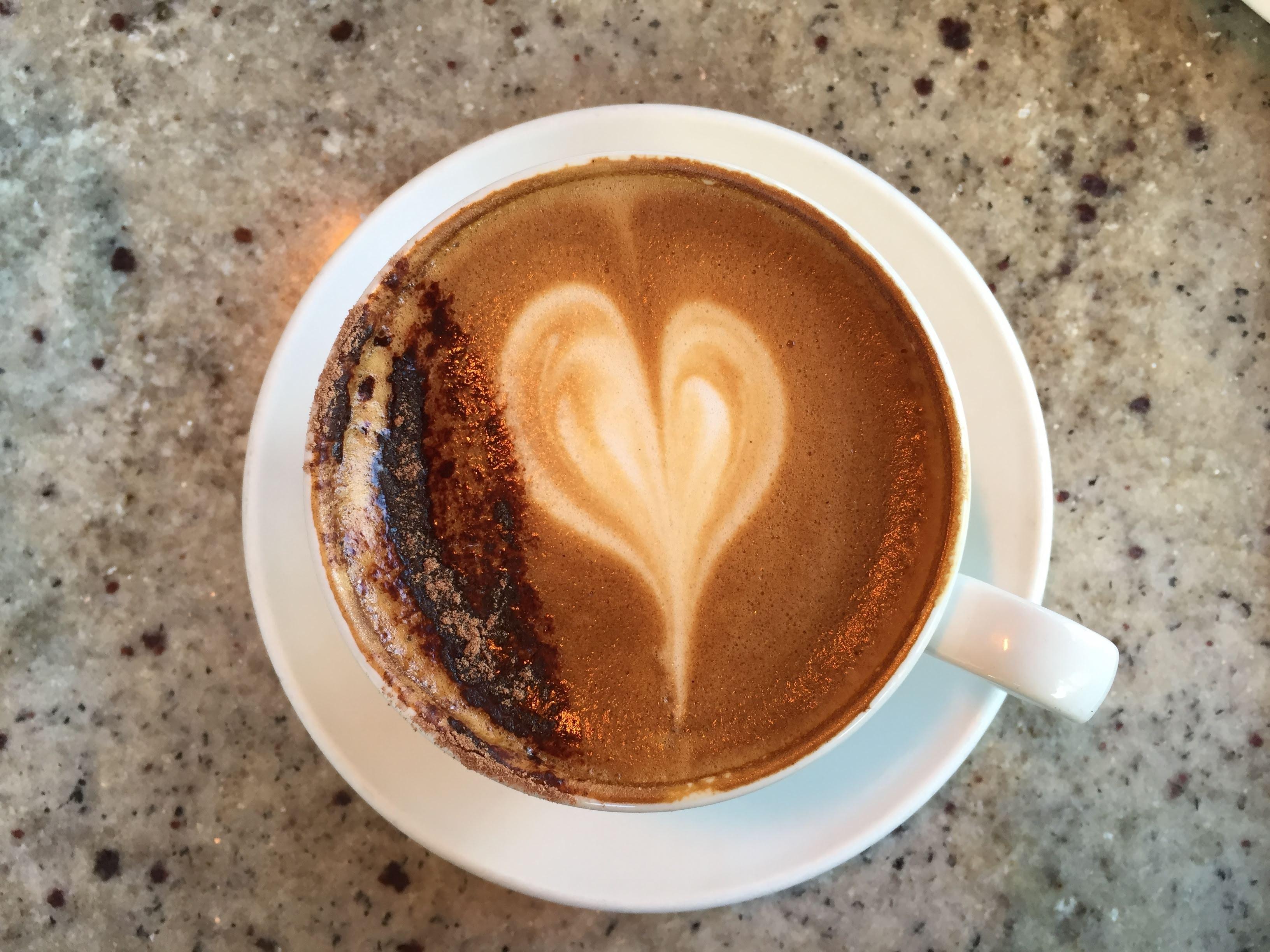 コーヒーも人気です