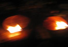 「夜と古典」写真