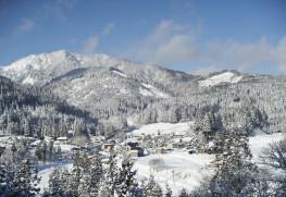 (2)「冬ごもり」は来るべき春に備える創造的な営みとも言えます。雪の秋田で将来の構想を企てます。