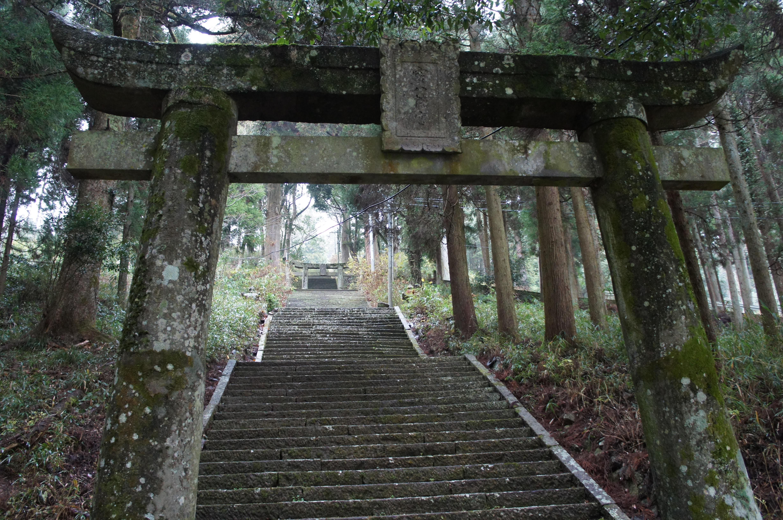 324段の階段