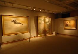 島川美術館、展示室 写真:島川美術館提供