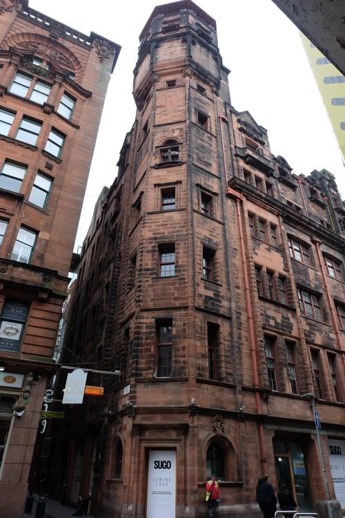 旧建物部分のシンボル、貯水塔