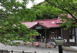赤い屋根の音浴博物館