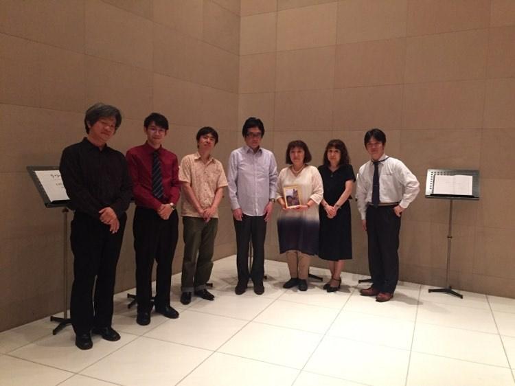 グループNEXTのメンバー。毎年6月にすみだトリフォニー 小ホール(東京)で作品展を行っている