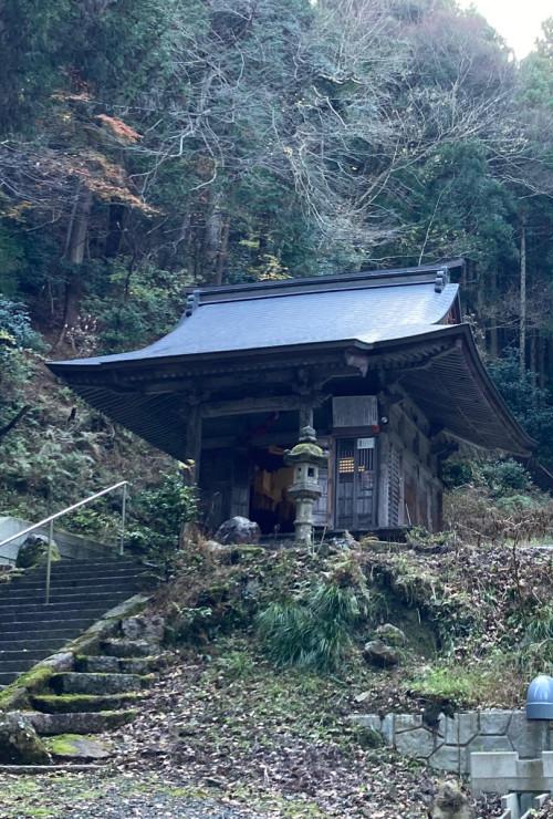 天王山安念寺